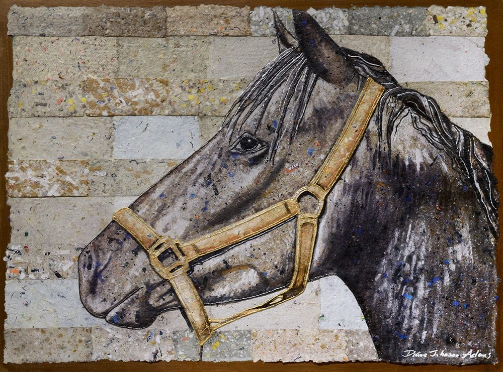 Appaloosa | Dianne Adams | Painting-Exposures International Gallery of Fine Art - Sedona AZ