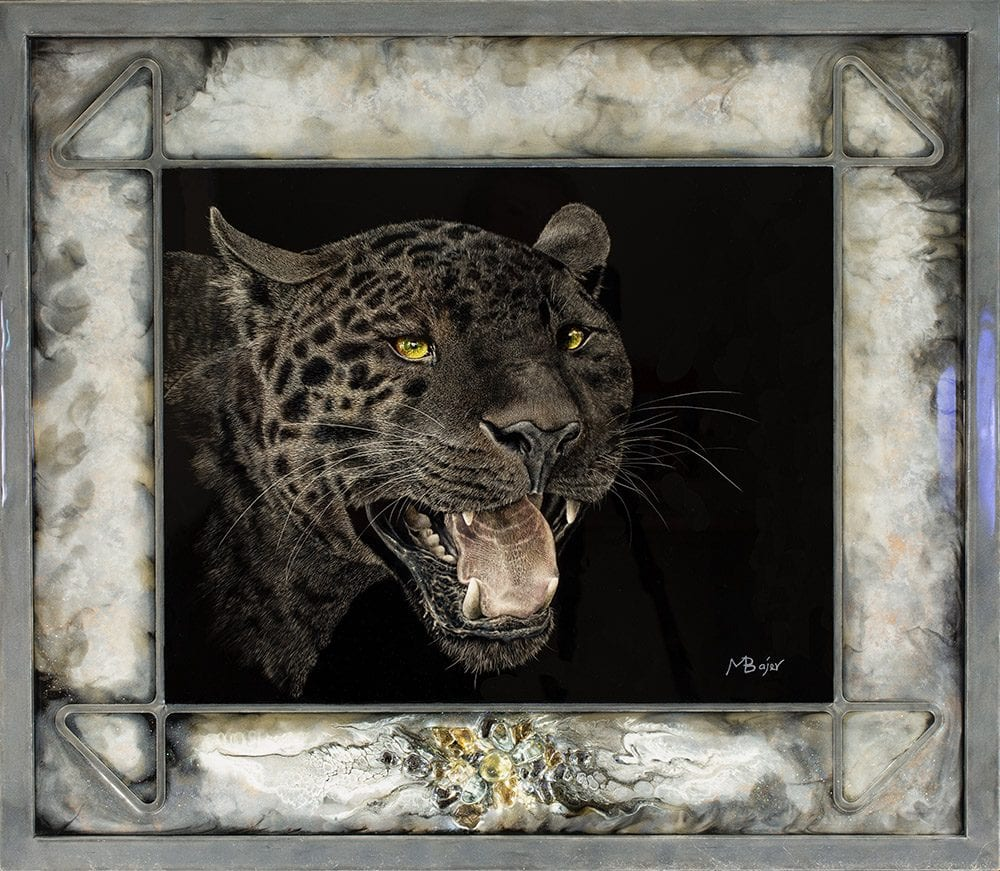 Show Off   Marietta Bajer   Painting-Exposures International Gallery of Fine Art - Sedona AZ