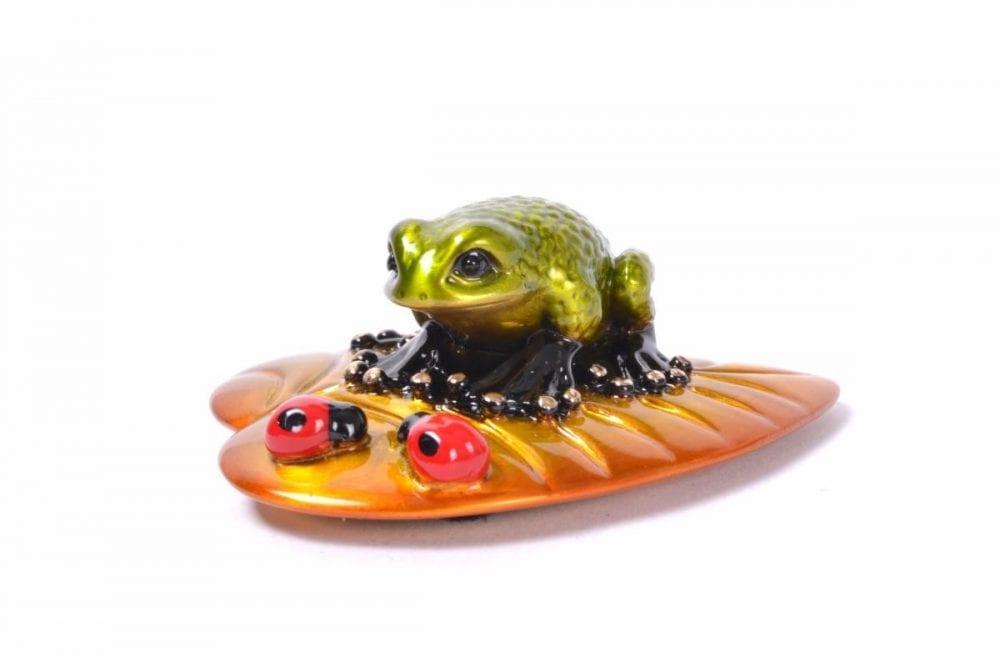 Elf | Frogman | Sculpture-Exposures International Gallery of Fine Art - Sedona AZ