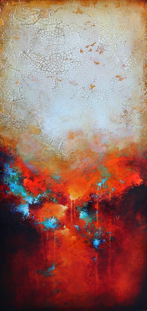 Desert Homage   Cody Hooper   Painting-Exposures International Gallery of Fine Art - Sedona AZ