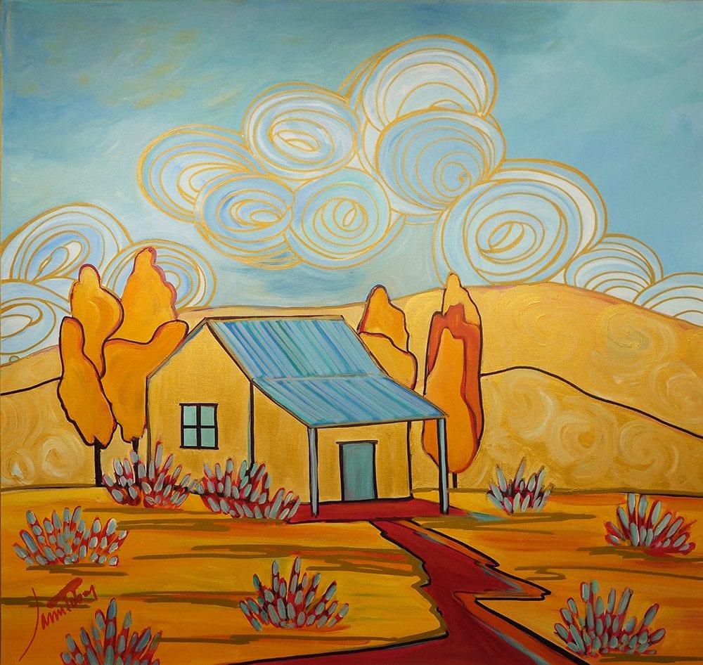 The Neighbors | Jami Tobey | Painting-Exposures International Gallery of Fine Art - Sedona AZ
