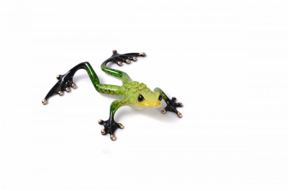 Sage | Frogman | Sculpture-Exposures International Gallery of Fine Art - Sedona AZ