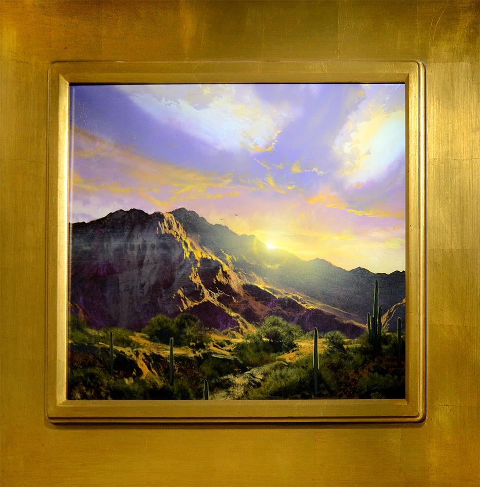 Dawns Early Light   Dale Terbush   Painting-Exposures International Gallery of Fine Art - Sedona AZ