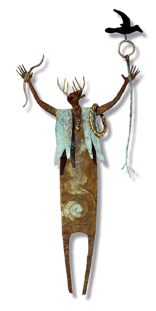 Eternal Light | Bill Worrell | Sculpture-Exposures International Gallery of Fine Art - Sedona AZ