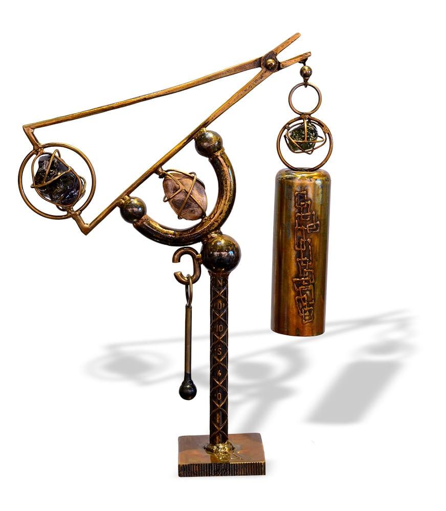 Grover | Doug Adams | Sculpture-Exposures International Gallery of Fine Art - Sedona AZ