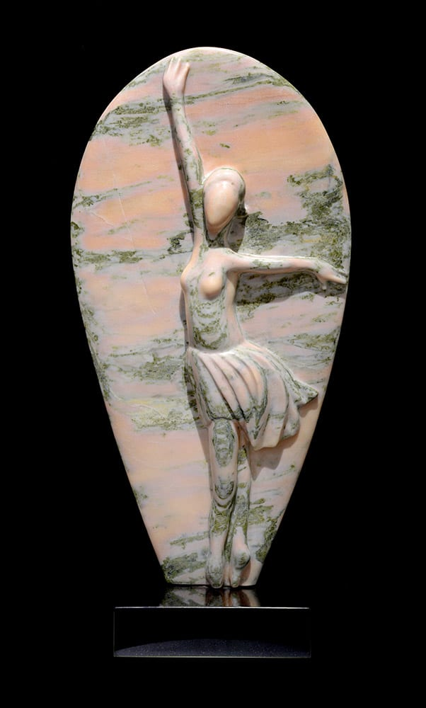 Ballerina | Daniel Newman | Sculpture-Exposures International Gallery of Fine Art - Sedona AZ