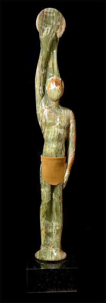 I Won | Daniel Newman | Sculpture-Exposures International Gallery of Fine Art - Sedona AZ