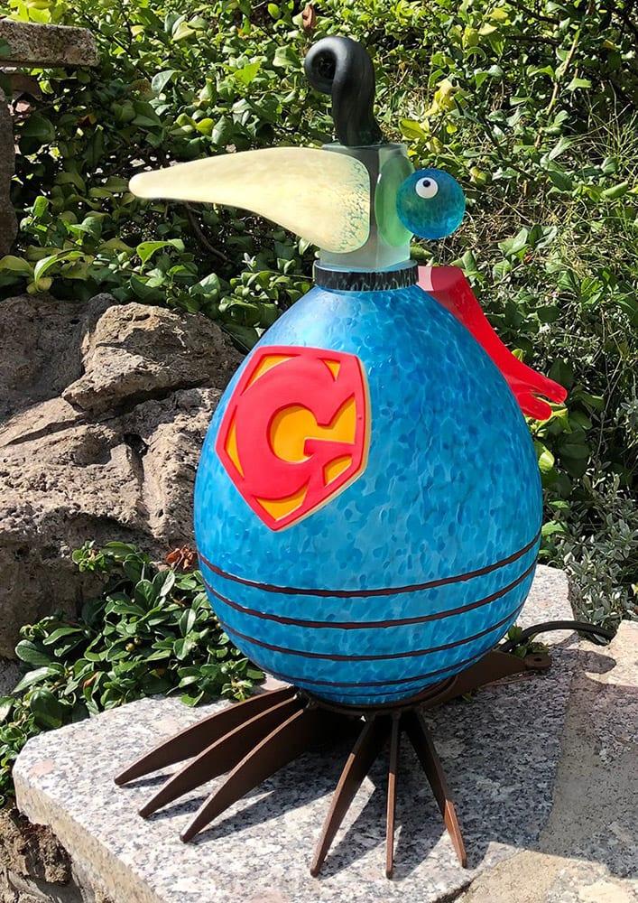 Super Gonzo | Borowski | Sculpture-Exposures International Gallery of Fine Art - Sedona AZ