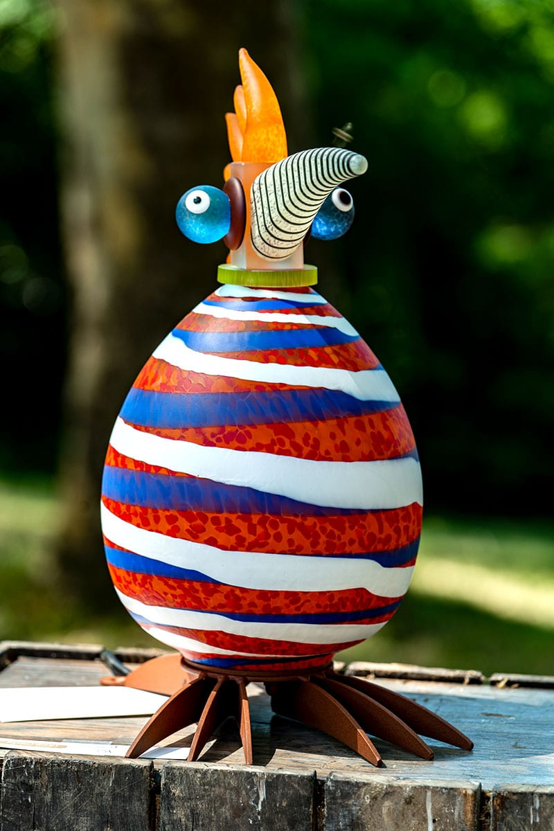 David   Borowski   Sculpture-Exposures International Gallery of Fine Art - Sedona AZ