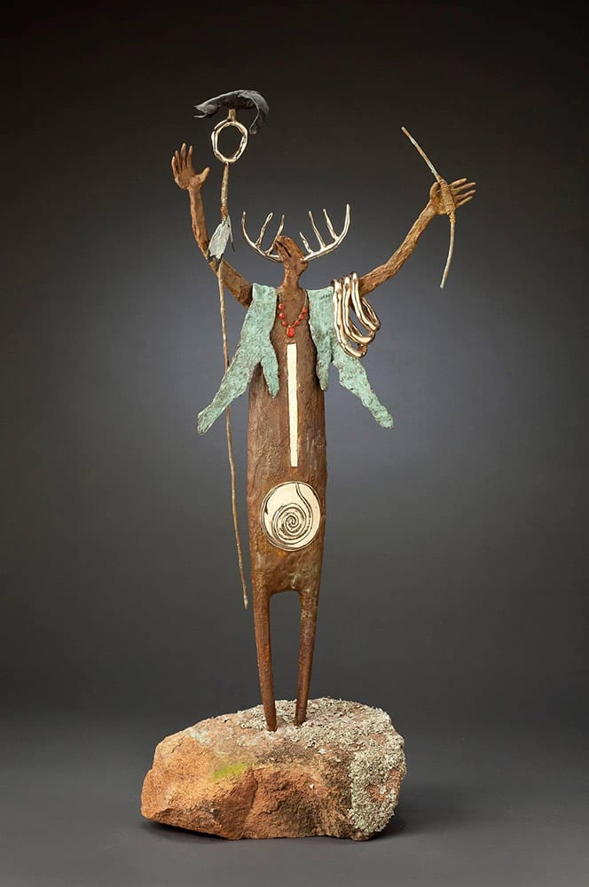 Requiem | Bill Worrell | Sculpture-Exposures International Gallery of Fine Art - Sedona AZ