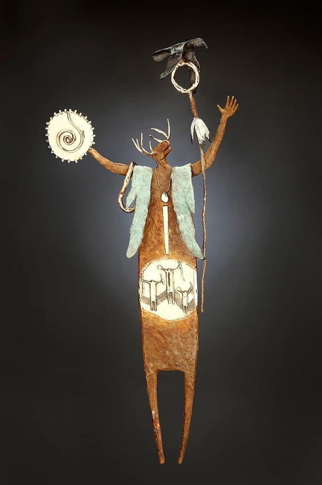 Truth | Bill Worrell | Sculpture-Exposures International Gallery of Fine Art - Sedona AZ