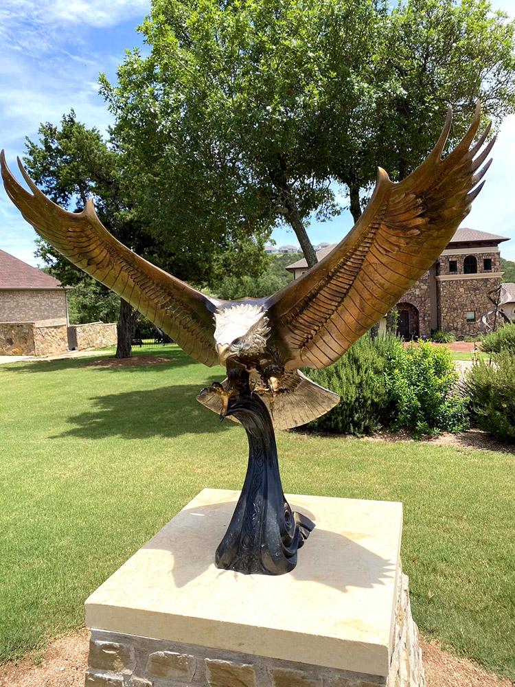 Victory | John Maisano | Sculpture-Exposures International Gallery of Fine Art - Sedona AZ