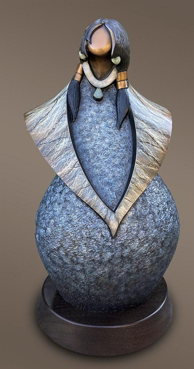 Hope | Kim Obrzut | Sculpture-Exposures International Gallery of Fine Art - Sedona AZ